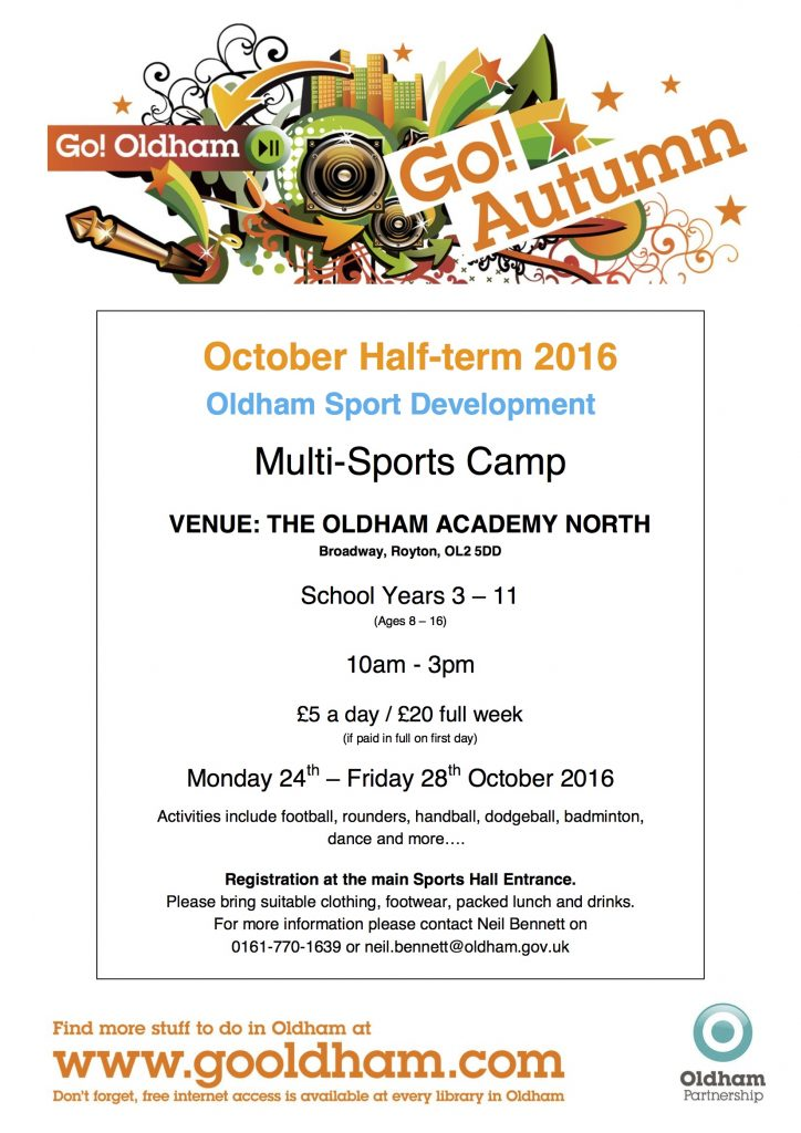 october-half-term-oan-sports-poster